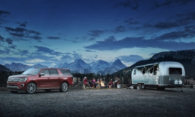 Skip The Plane Pain, Upgrade Your Travel And Enjoy More Of Your Next Vacation In The All-New 2018 Ford Expedition