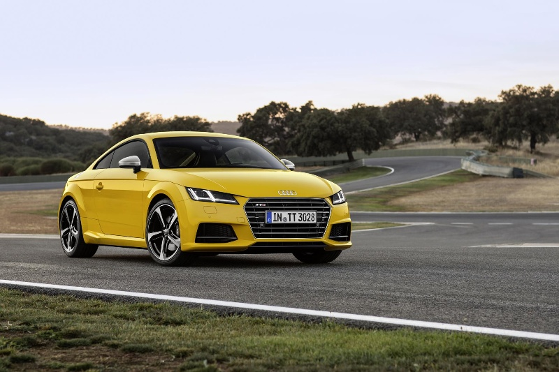 An icon returns: all-new Audi TT makes its U.S. debut at LA Auto Show