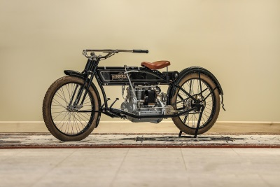 The Allen Smith Collection of significant motorcycles to be offered without reserve at Worldwide Auctioneers' inaugural Pacific Grove Auction during Monterey Car Week