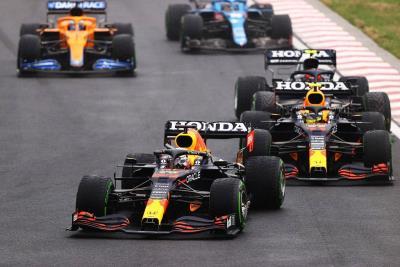 AlphaTauri Leads Honda F1 Fortunes in Hungary