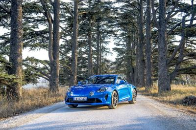 Alpine A110 Crowned Motor Sport Magazine's Car Of The Year 2018