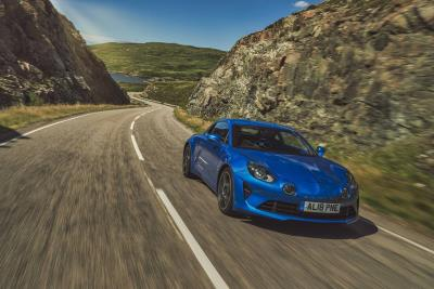 Alpine A110 Scoops Coveted Auto Express 'Coupe Of The Year' Award