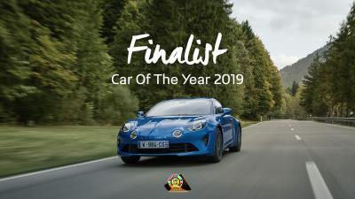 Alpine A110 On The European Car Of The Year 2019 Shortlist