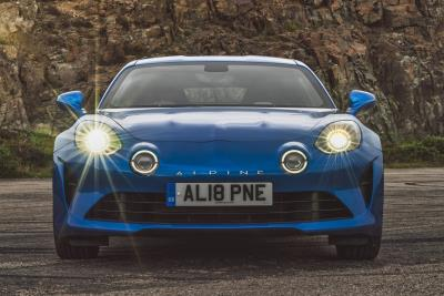 Alpine A110 Takes Evo Magazine's Coupe Of The Year Award