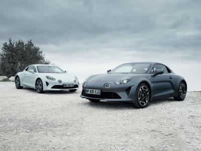 Two New Versions Of The Alpine A110 At The Geneva Motor Show