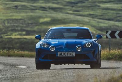 Alpine A110 Named Topgear Magazine's 2018 Performance Car Of The Year