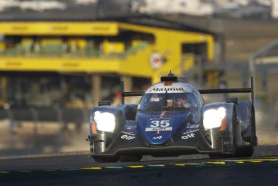 Alpine A470s Fight Right To The Bitter End In Epic 24 Hours Of Le Mans