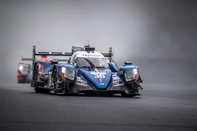 Four In A Row For Signatech Alpine Matmut