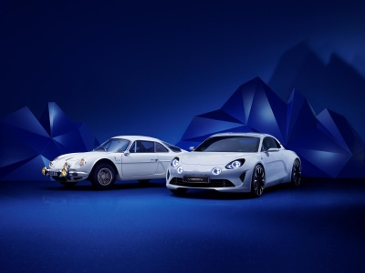 Alpine Passion Through The Years At Retromobile