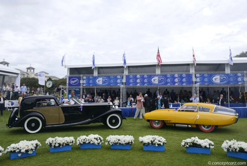 Amelia Island Concours Best In Show Conceptcarzcom - Amelia car show