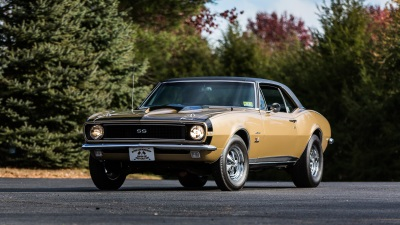 SUPERB COLLECTION OF AMERICAN HORSEPOWER SLATED FOR MECUM KISSIMMEE 2017