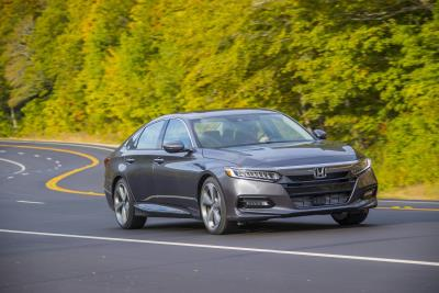 'America's Best Sedan' 2020 Honda Accord Heading To Dealerships