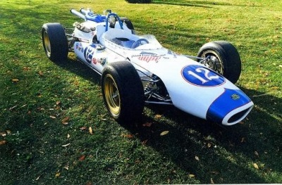 MARIO ANDRETTI'S CHAMPIONSHIP INDY CAR MAKES INTERNATIONAL CONCOURS DEBUT AT AMELIA ISLAND CONCOURS d'ELEGANCE 2016