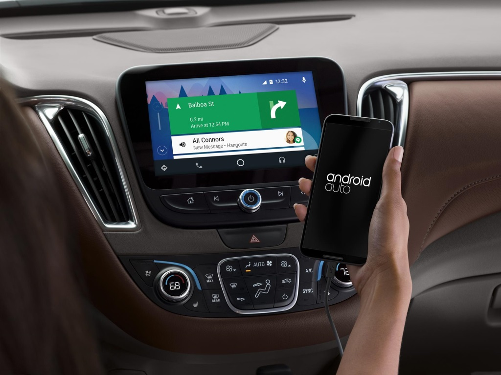 Chevy Dealers In Mi >> Android Auto Update Now Available At Chevy Dealers