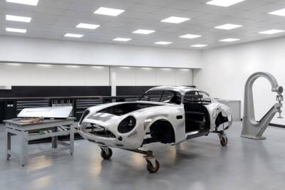 Excellence Reborn – Work Under Way On Iconic DB4 GT Zagato Continuation