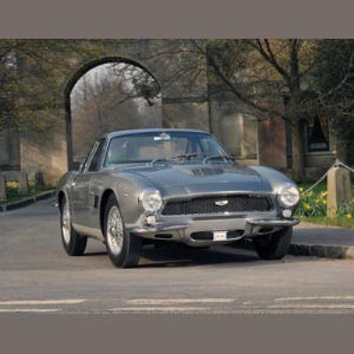 Unique DB4GT sets new Aston Martin auction record at £3.2 million at landmark Bonhams sale