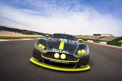 New Season Same Spirit Aston Martin Racing Unveil 2017