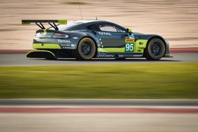 New Season. Same Spirit. Aston Martin Racing Unveil 2017 Challenger And Le Mans Line-Ups
