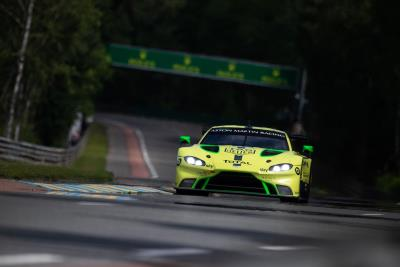 Aston Martin Racing Poised For 24 Hours Of Le Mans Challenge