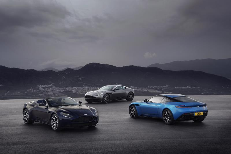 Celebrating Years Of The Aston Martin DB Bloodline - Aston martin db