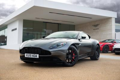 DB11 Leads The Way In March At Aston Martin Works