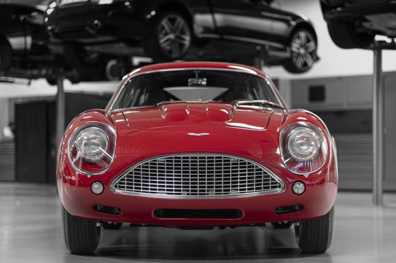 A New Automotive Icon To Debut At Le Mans – First DB4 GT Zagato Continuation Set For Unveil At Circuit De La Sarthe