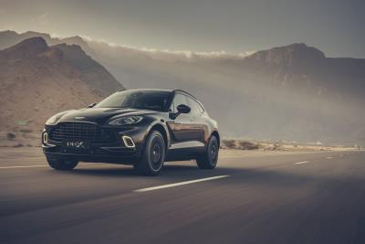 Aston Martin DBX Wins 'Best Luxury Suv' At GQ Car Awards