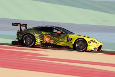 Aston Martin Prepares To Resume WEC Title Challenge With European Le Mans Entry