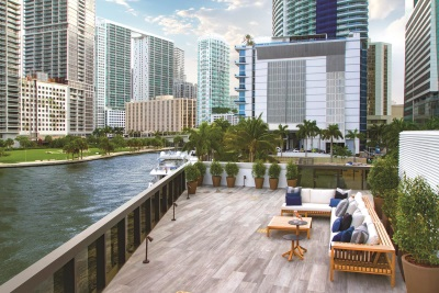 Aston Martin And G And G Business Developments Unveil New Sales Centre For Aston Martin Residences In Miami