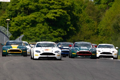 Aston Martin GT4 Challenge Of North America Announced At Petit Le Mans