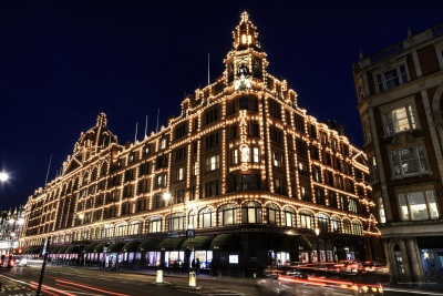 Aston Martin Takes Window Shopping To A New Level With Harrods