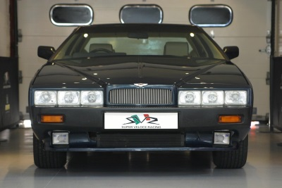 INCREDIBLY RARE SERIES 4 ASTON MARTIN LAGONDA OFFERED BY SVR