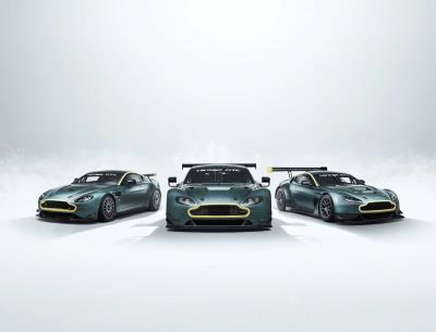 Aston Martin Racing Introduces The Vantage Legacy Collection