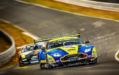 ASTON MARTIN TEAMS SET OUT TO CONQUER THE NÜRBURGRING