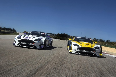 ASTON MARTIN RACING EXPECTING STRONGEST YEAR YET