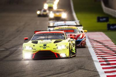 Aston Martin Racing Leads The GTE Pack As Wec Returns To The US