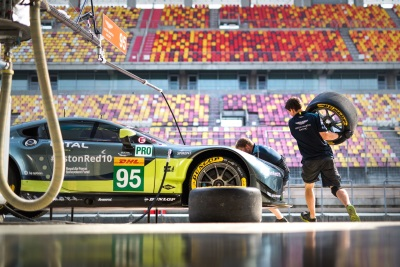 Aston Martin Racing Set For Shanghai Showdown