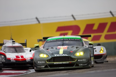 Aston Martin Racing Claims 50Th Victory In Shanghai