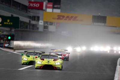 Aston Martin Aims To Finish 2018 On A High In Shanghai