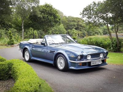 Rare Aston Martin To 'X-Pack' A Punch At The Silverstone Classic