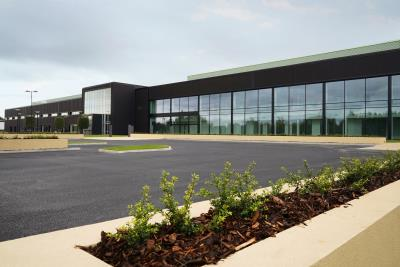 Aston Martin St Athan: Phase I Construction Now Complete