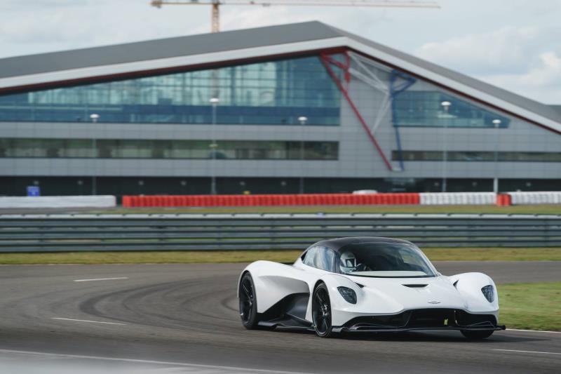 Aston Martin Breathes Life Into A New V6 Era