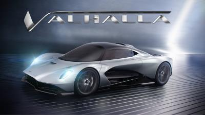 The Aston Martin Valhalla: Am-Rb 003 Continues 'V' Car Tradition