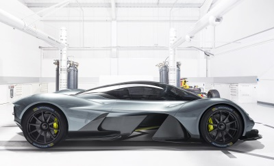 Michelin Announced As Tyre Partner For Aston Martin Valkyrie