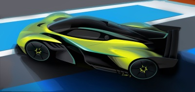 Aston Martin Valkyrie Amr Pro: Redefining The Limits Of Performance