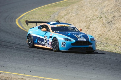 Aston Martin Vantage GT4 Takes Maiden North American Win