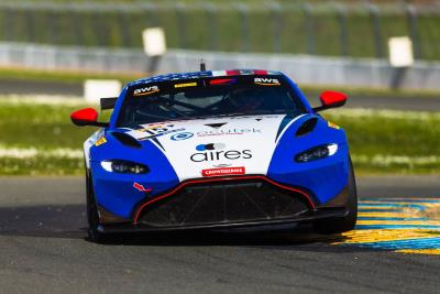 Championship-winning Aston Martin Vantage GT4 entered for 2021 US GT world challenge in record numbers
