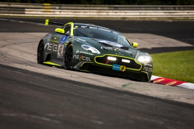 Aston Martin Vantage GT8 Returns To The Green Hell