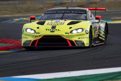 British Ace Westbrook Returns To Aston Martin For WEC Finale