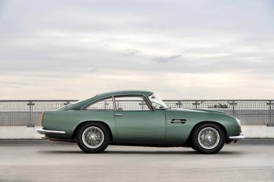 An Evening Of Classic Aston Martins At RM Sotheby's Sale